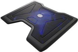 Cooler Master NotePal X2 Laptop Cooling Pad with 140mm Blue LED Fan - €13,21 EUR