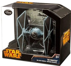 "Disney Star Wars Return of the Jedi Tie Fighter Exclusive 5"" Diecast Veh... - $112.09"