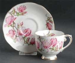 Roslyn Made Tea cup and Saucer  - $20.00
