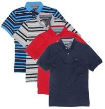 Tommy Hilfiger Men's Classic Short Sleeve Polo Shirt - $25.64