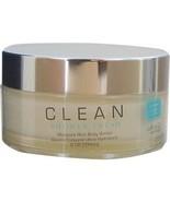 CLEAN Shower Fresh Moisture Rich Body Butter 5 oz / 142 g  NWOB SEALED - $14.85