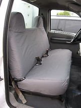 1999-2007 Ford F250-F550 Front and Rear Bench Set Custom Seat Covers - $390.00