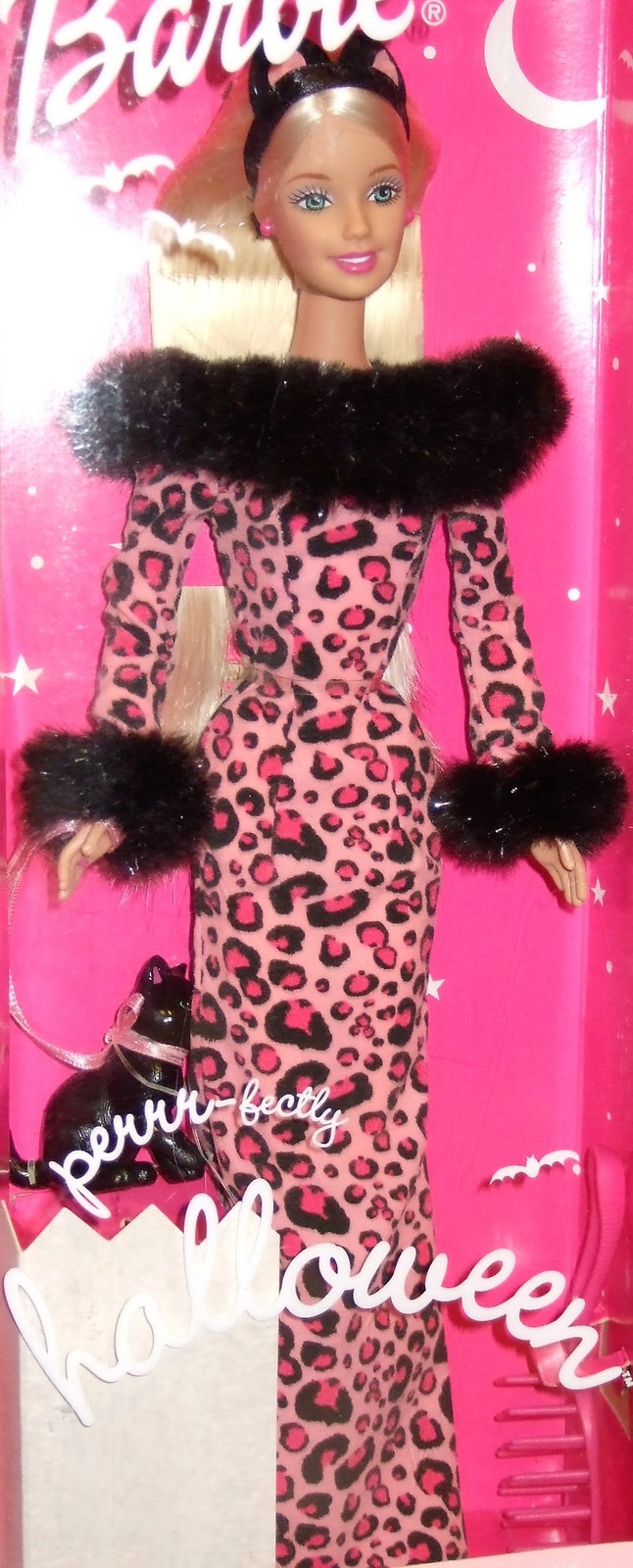 Barbie Doll - Perr-fectly Halloween (Target Special Edition)