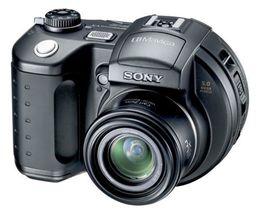 Sony Mavica MVC-CD500 5.0 MP Digital Camera 3X Optical Zoom - $69.99