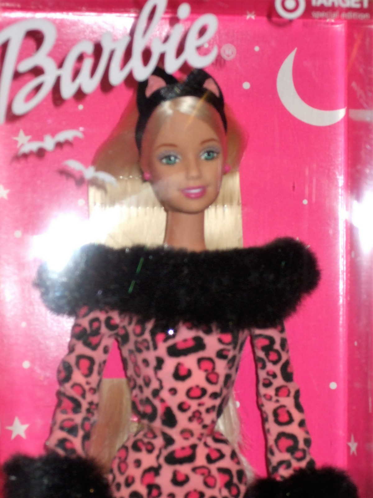 Barbie Doll - Perr-fectly Halloween (Target Special Edition) image 3