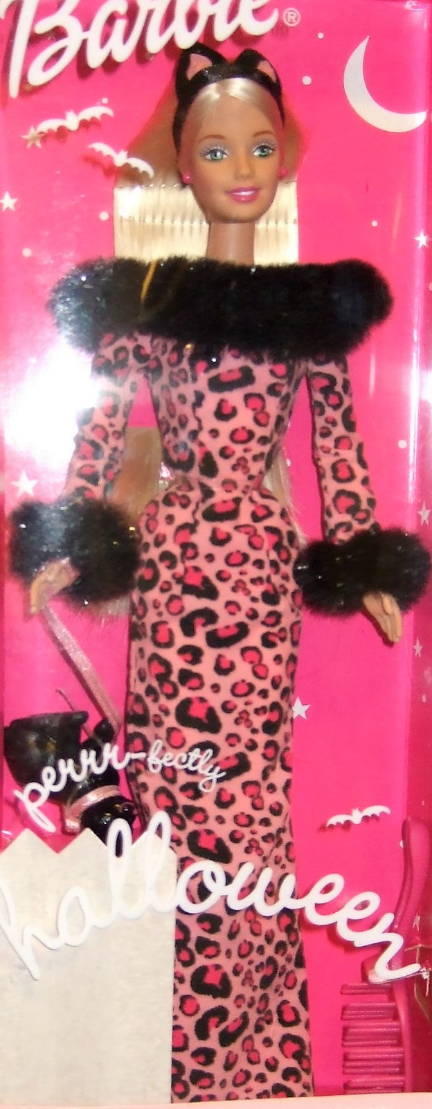 Barbie Doll - Perr-fectly Halloween (Target Special Edition) image 5