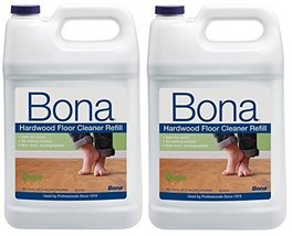 Bona Hardwood Floor Cleaner Refill, 256-OZ - $39.99