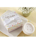 12 Cute as a Button Scented Button Soaps Baby S... - $24.75