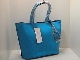 Kenneth Cole Reaction Womens Bag Shopper Tote N... - $31.89
