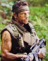 Ben Stiller Autographed Signed 11 X14 Photo W/Coa Tropic Thunder Tugg Speedman - $89.99