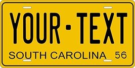 South Carolina 1956 Personalized Tag Vehicle Car Auto License Plate - $16.75