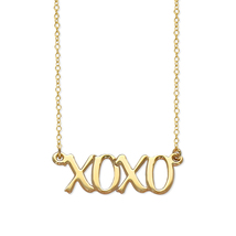 XOXO Necklace in Sterling Silver - IN4317 - $19.99
