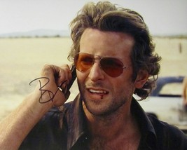 Bradley Cooper Autographed Hand Signed 11 X14 Photo W/Coa The Hangover - $109.99