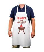 Grandpa Grill Master Apron - IN4329 - $16.99