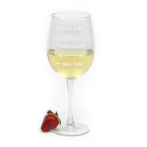 Large Arc Cachet White Wine Glass - IN4286 - $14.99