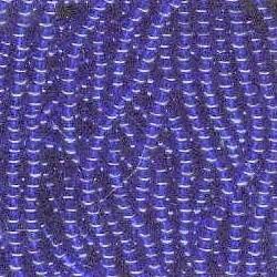 Seed bead rocaille full hank blue   24