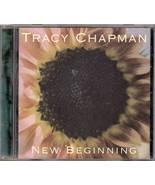 Music-Cd-Tracy Chapman-New Beginnings - $5.00