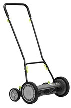 Earthwise 18' Push Reel Mower with Trailing Wheels - $148.99