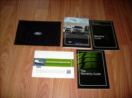 2012 Ford E-Series Owners Manual 02601 - $29.95
