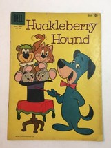 FOUR COLOR #990 DELL 1959 1ST HUCKLEBERRY HOUND image 1