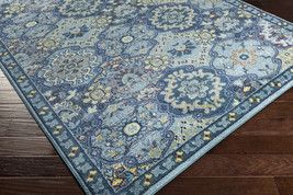 "8x11 (7'10"" x 10'3"") Traditional Oriental Blue Area Rug - $319.00"