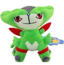 """Pokemon Virizion 5"""" Anime Stuffed Plush Toys - $10.98"""