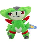 "Pokemon Virizion 5"" Anime Stuffed Plush Toys - $10.98"