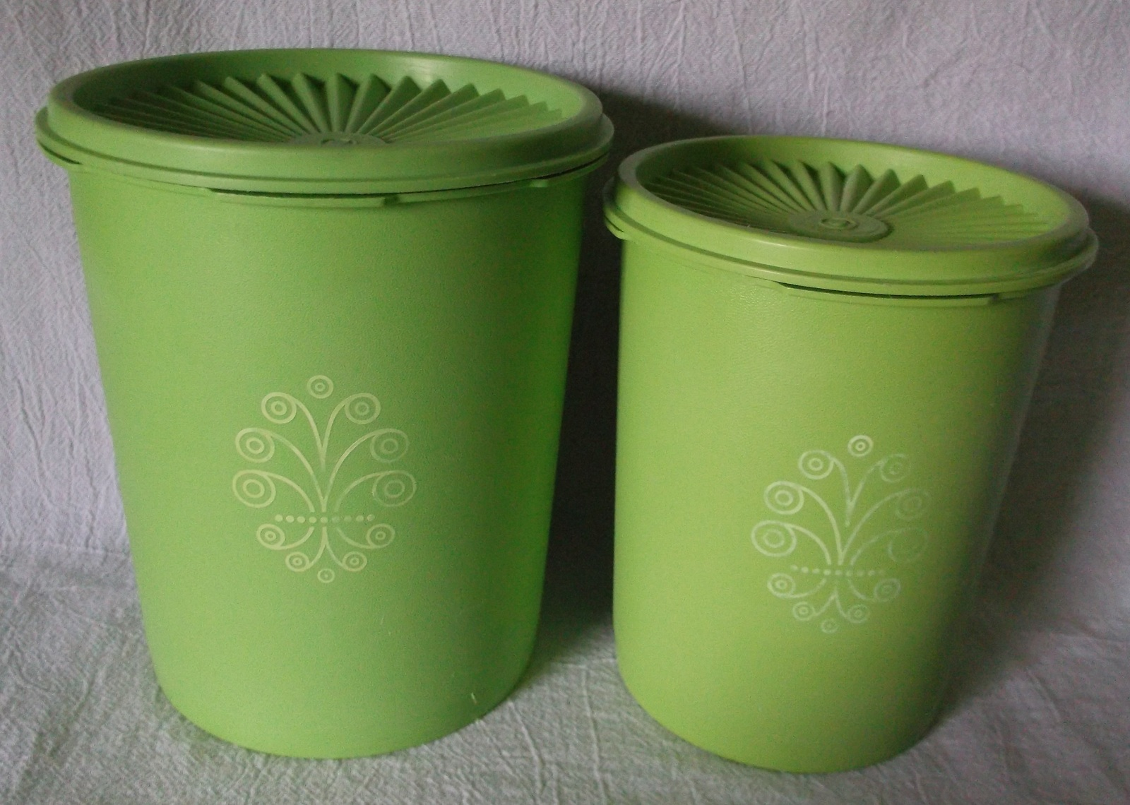 Apple Green Canister Set Canisters For The Kitchen