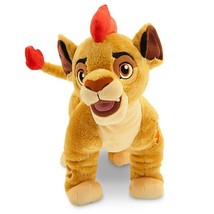"Disney Store Lion Guard Kion Medium Plush Stuffed Animal - 14"" - $24.95"