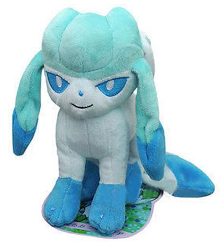 Plush pokemon glaceon 6 inch newest