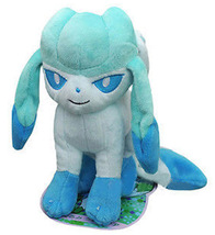 Pokemon Plush 6 Inch Glaceon Doll Stuffed Animals Anime Collection Toy - $11.98