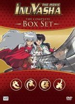 Inuyasha: Complete Movies Box Set DVD Set