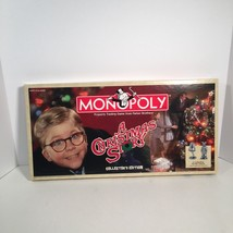 Monopoly Board Game A CHRISTMAS STORY Collector... - $42.08