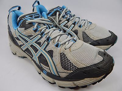 Asics Gel Kahana 4 Women S Trail Running Shoes Sz Us 9 M B Eu 40 5 Gray T0e5n