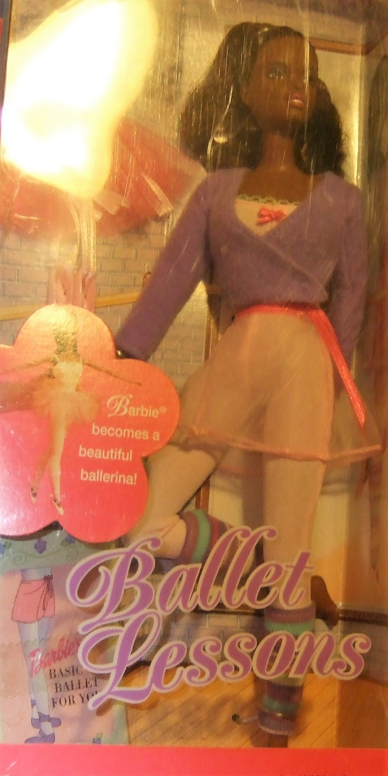 Barbie Doll - Ballet Lessons AA