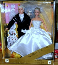 Integrity Dolls - Royal Heritage Wedding Justin & Giselle - special Edit - $52.00