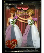 "I Love Lucy ""LUCY and  ETHEL BUY The SAME DRESS"" Episode 69 BARBIE COLLE... - $39.95"