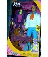Ken  - As Fred Scooby-Doo! - $49.95