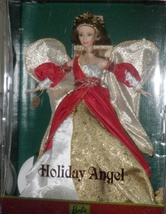 Barbie Doll - Holiday Angel Barbie Doll (2000) - $30.00