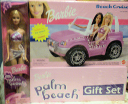 Barbie Palm Beach - Beach Cruiser - $49.95