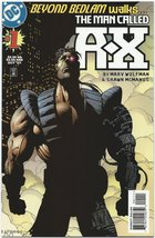 The Man Called A-X Issue #1 VF-NM Marv Wolfman Shawn McManus DC Comics -... - $3.55