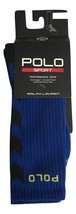 NWT Ralph Lauren Men's Polo Sport Athletic Chevron Crew Socks - Shoe Siz... - $11.99