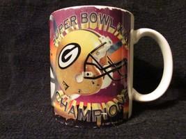 Green Bay Packers NFL Super Bowl XXXI 1997 Champions Coffee Mug Cup Tea ... - $13.99