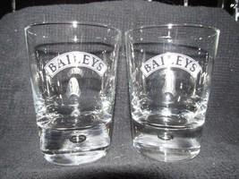 Set of 2 Baileys Irish Cream Heavy Based Rocks ... - $17.99