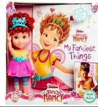 Disney Junior Fancy Nancy - Doll & Book image 1