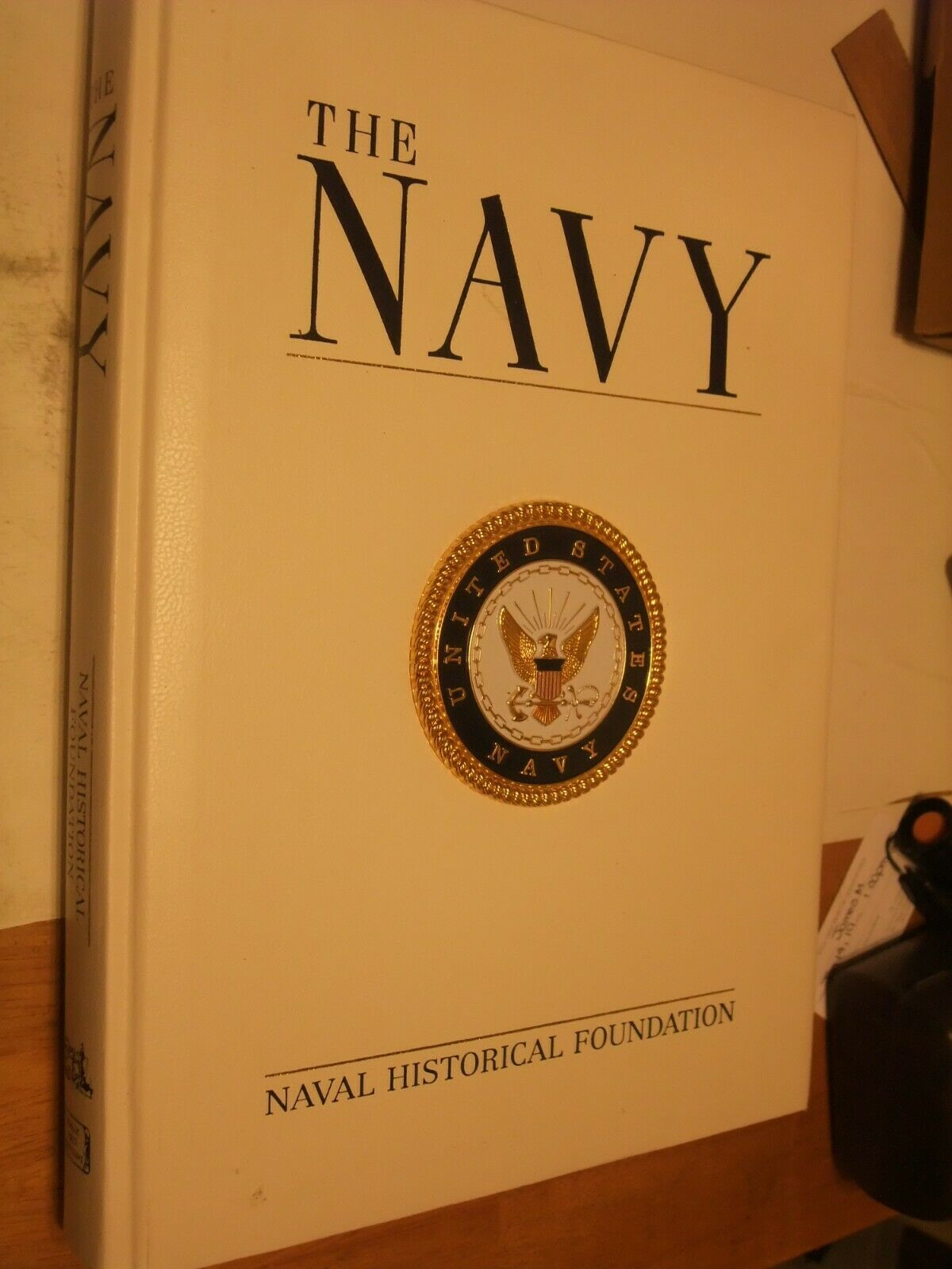 Primary image for The Navy Naval Historical Foundation Admiral W.J. Holland Beaux Arts Edition