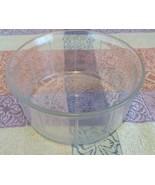 Pyrex 486-T Sedlex France Glass Souffle Style Bowl - $6.99