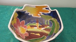 Handpainted Chinese Rice Bowl - $9.99
