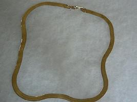 Gorgeous Vintage Goldtone Chain Necklace - $10.93