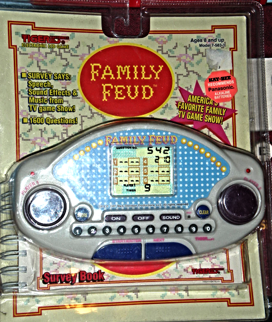 Family Feud Electronic Handheld Game and 50 similar items